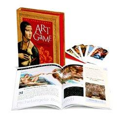 Renaissance Art Card Game
