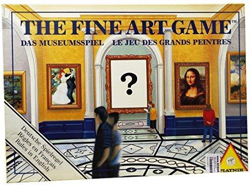 The Fine Art Game by Piatnik