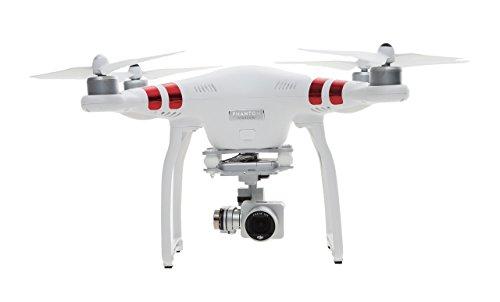 DJI Phantom P3-STANDARD Quadcopter Drone with 27K HD Video Camera