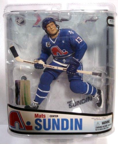 McFarlane Toys NHL Sports Picks Series 18 Action Figure Mats Sundin Quebec Nordiques