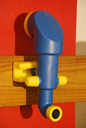 Blue Periscope Pirate Swingset Accessories Swing Playset Backyard Jungle Gym Toys Playground