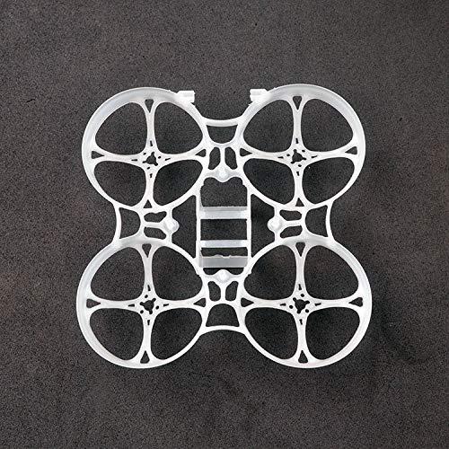 2pcs Happymodel Mobula7 V3 Frame 75mm Micro FPV Racing Quadcopter Frame for mobula7 hd Indoor brushless cinewhoop Racing Drone Happymodel 070308020803 Motor Crazybee F3 Beecore BL