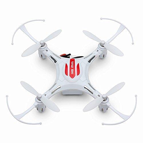 GoolRC H8 Mini Headless Mode 24G 4CH 6 Axis RC Quadcopter RTF Mode2-White