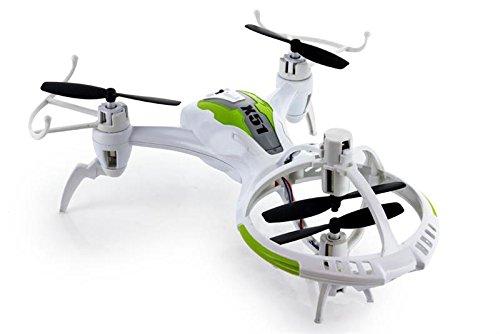 Syma X51 Spaceship 24Ghz 4CH RC Quadcopter with Bonus Battery White
