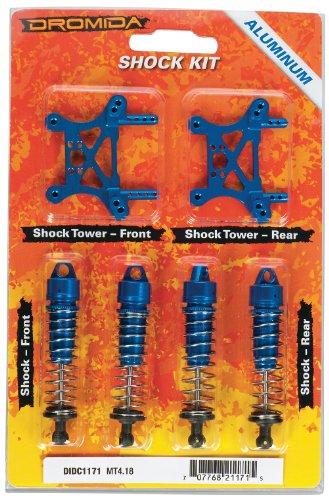 Dromida Aluminum ShockShock Tower Upgrade Kit MT 418