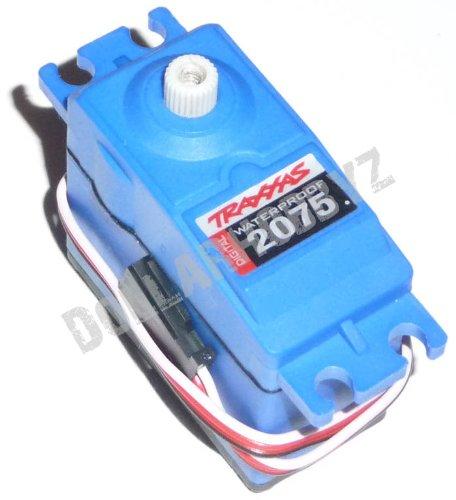 Traxxas 110 E-Revo BL  2075 STEERING SERVO  Waterproof ET-Maxx 33 Brushed