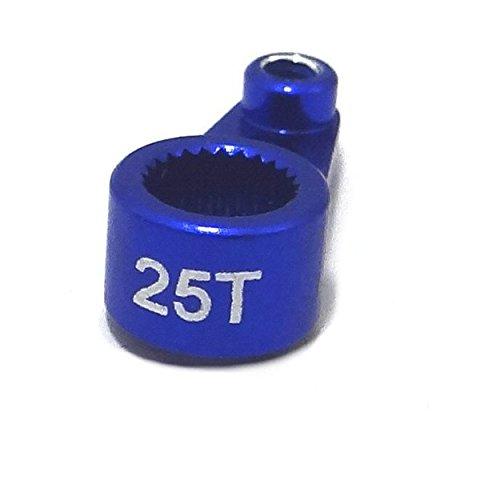 Hot Racing VXS25SH06 Aluminum Servo Horn 25t 116 Traxxas Stock