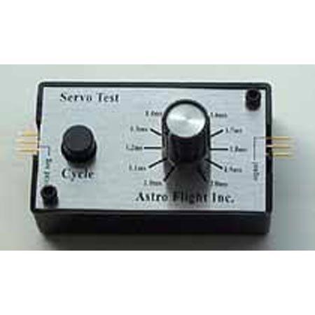Astro Flight Astro Servo Tester
