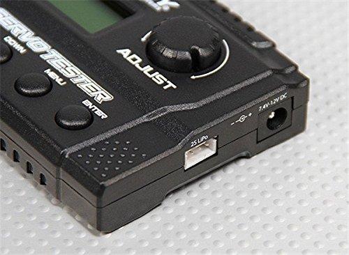 HobbyKing Turnigy DigitalAnolog Servo Tester  Servo Type Digital  Analog