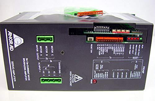 Anorad SMA8315HP-0C4-009B-1A-1-00 Brushless Servo Amplifier 74301 120V