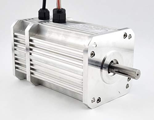 Magmotor BFA42-5F-300FE 730420099 48 VDC Motor with Encoder 3550 RPM Brushless Servo Motor DC Electric Motor