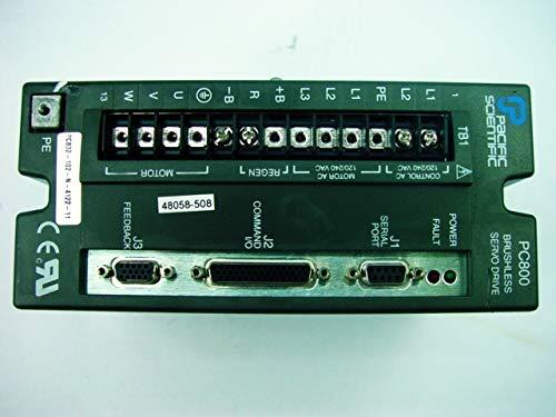 Pacific Scientific PC800 Digital Brushless Servo Drive PC832-102-N-4122-11