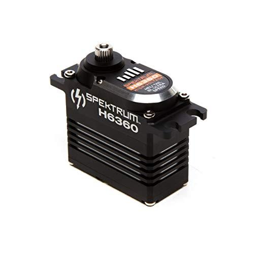 Spektrum H6360 Digital HV Brushless Mid Torque Ultra Speed Heli Tail Servo SPMSH6360