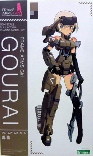 Kotobukiya Gourai Frame Arms Girl Plastic Model Kit Action Figure
