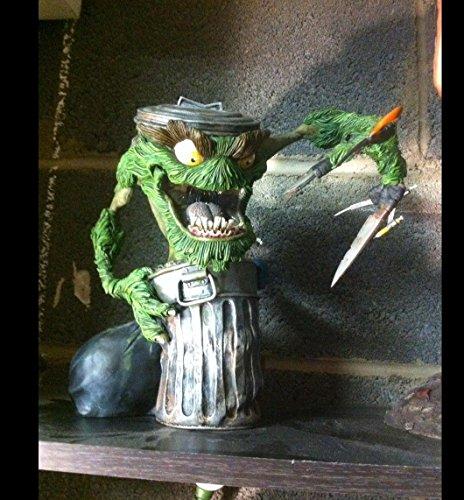 Monster Dork Studio 16 Trash Can Man Resin Figure Model Kit