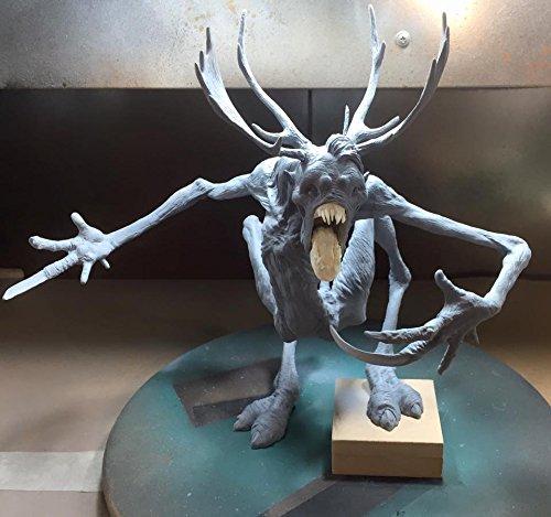 Monster Dork Studio 16 Wendingo Monster Resin Figure Model Kit
