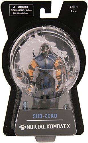 Mezco Toyz Mortal Kombat X Sub-Zero Figure