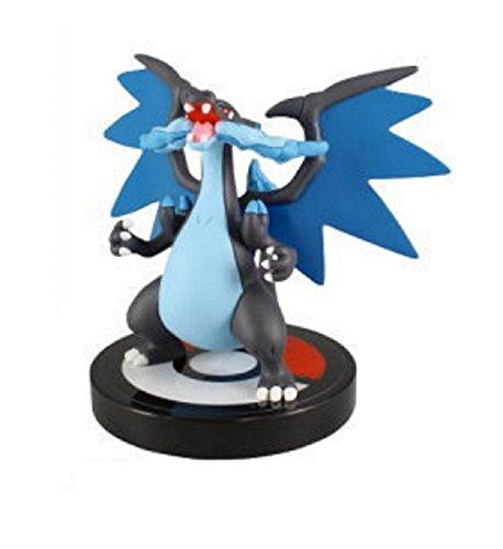 Pokemon XY 140 Scale Mini Figure Aprox 25 Mega Charizard X Figure