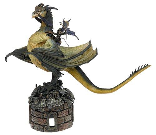McFarlane Eternal Clan Dragon Quest For Lost King Figure