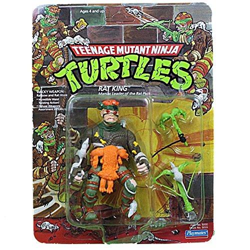 Teenage Mutant Ninja Turtles Rat King Maniac 4 Figure