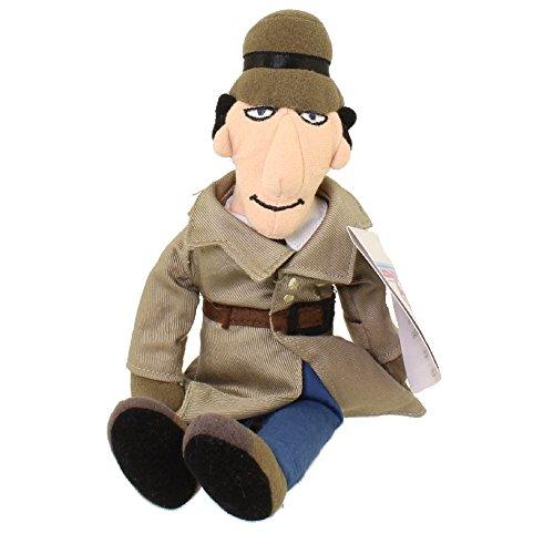Retired Disney Inspector Gadget 10 Plush Bean Bag Doll MINT