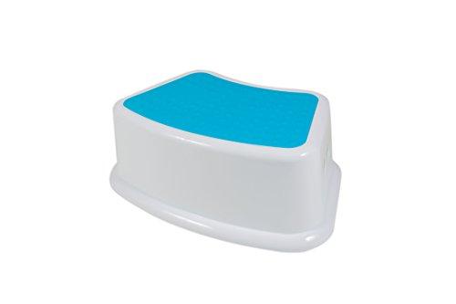 Go Tots Kids Portable Lightweight Step Stool Blue