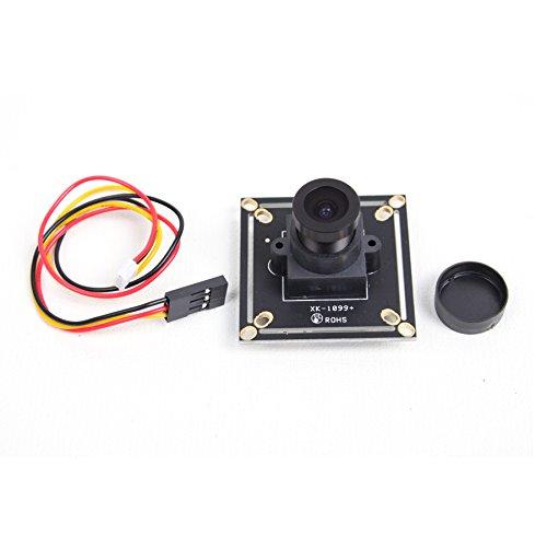 Hobby Signal FPV 14 1000TVL CCD HD Ultralight Camera 28mm Lens Mini Camcorder for QAV250 Quadcopter NTSC