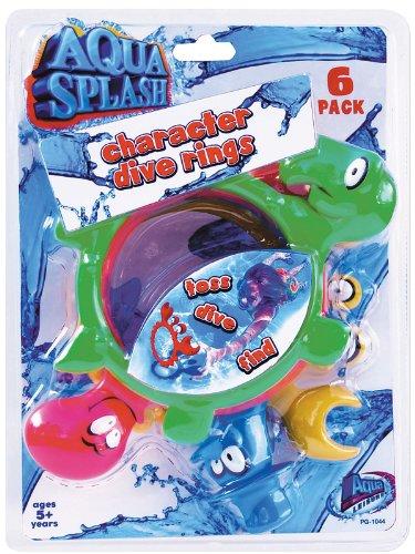 Aqua Leisure Character Dive Rings