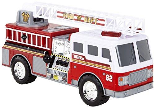 Tonka Mighty Motorized Fire FFP Engine