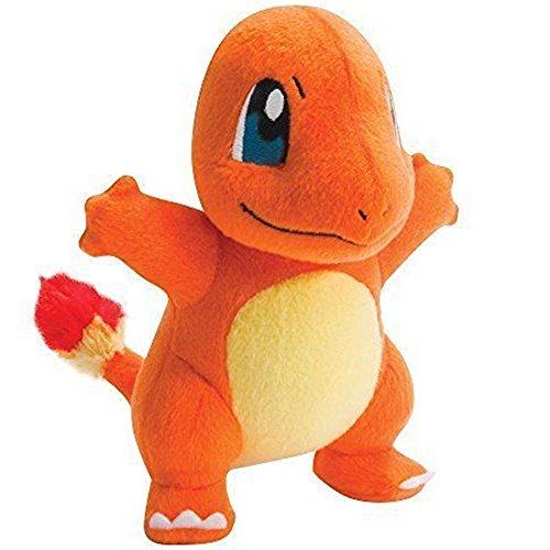 Charmander Pokemon Pocket Handmade Soft Stuffed Plush Doll Toy - Monsters 9 Charmander Xmas Stuffed Toy