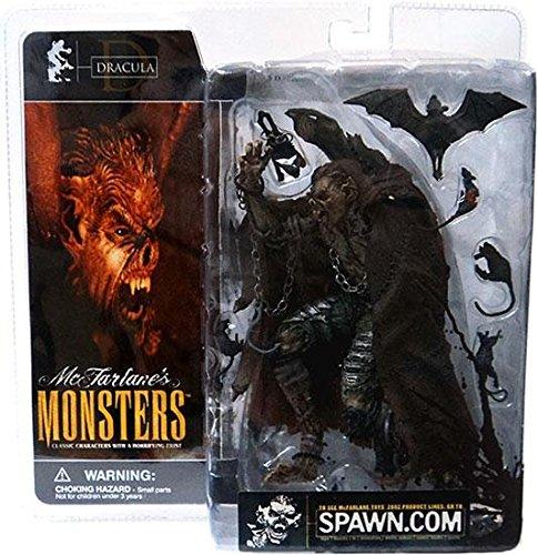 McFarlane Toys - Monsters Series 1 - DRACULA Bloody Variant - RARE NIP
