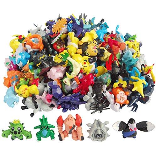 UltraGuards-Pokemon Action Figures Monster Action Figures Toy 144pcs