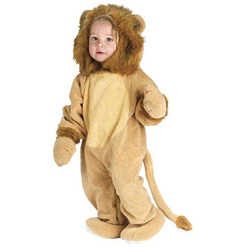 Fun World infant cuddly lion costume Multi