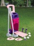 American Plastic Toys Junior Pro Girls Golf Set