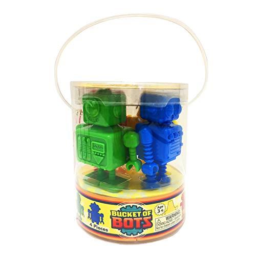 Snap Toys Bucket of BOTS