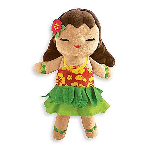 Welcome to the Islands Hawaii Style Plush Toy Island Yumi Aloha 85 W x 119 H