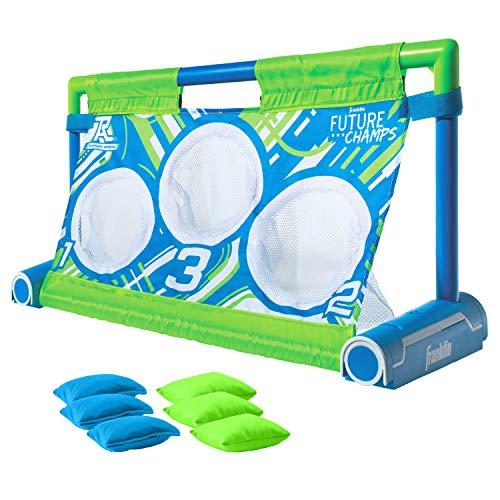 Franklin Sports Kids Bean Bag Toss - Runaway Moving Sport Game - 29 X 12 X 145