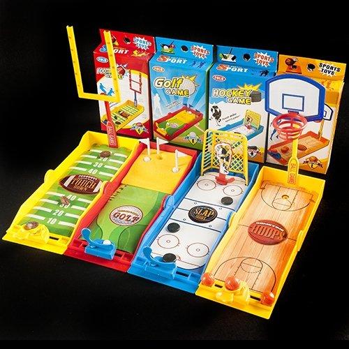 SmallToys Pocket Sports Games - 12 per Pack