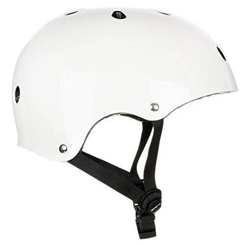 SFR Essentials SkateScooterBMX Helmet White Xxs-Xs