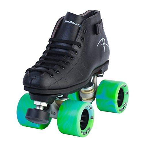Riedell Cobalt Speed Roller Skates - 30Black