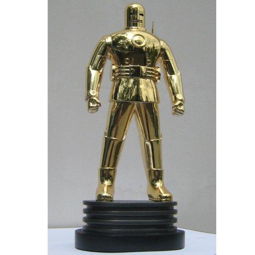 Iron Man The Original Gold Chrome Exclusive Bowen Designs Statue