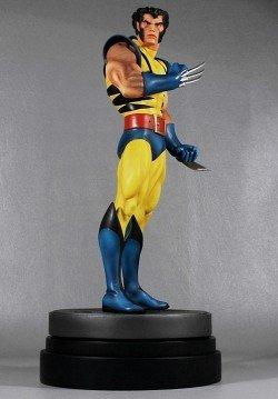 Wolverine Unmasked Museum Bowen Designs Statue