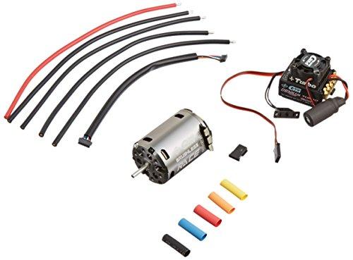 Graupner GM-GENIUS Turbo 120RGM RACE 540 35 T Sensored Brushless Motor and ESC Combo