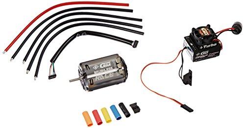 Graupner GM-GENIUS Turbo 120RGM RACE 540 55 T Sensored Brushless Motor and ESC Combo