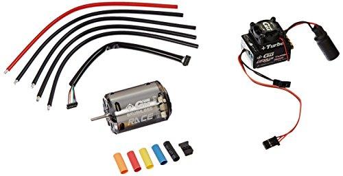 Graupner GM-GENIUS Turbo 120RGM RACE 540 75 T Sensored Brushless Motor and ESC Combo
