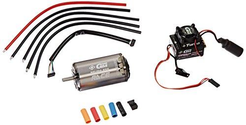 Graupner GM-GENIUS Turbo 120RGM RACE SC55 75 T Sensored Brushless Motor and ESC Combo