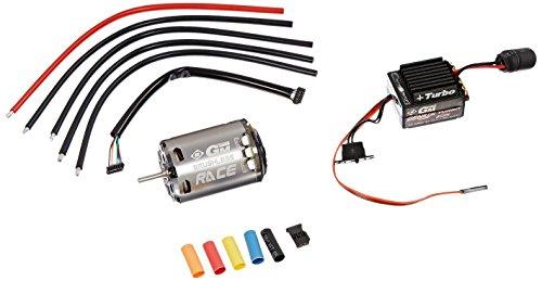 Graupner GM-GENIUS Turbo 80RGM RACE 540 85 T Sensored Brushless Motor and ESC Combo