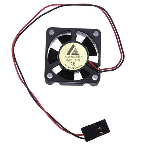 BephaMart 5V 12W 3010 Cooling Fan For RC Motor ESC 13000RPM