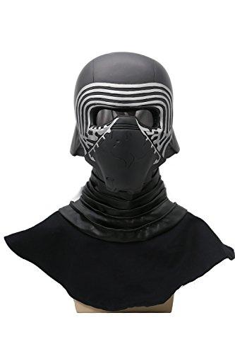 Kylo Ren Neck Seal Scarf Costume Cosplay Props Accessory PU Halloween Xcoser