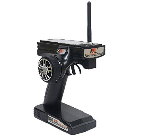 FLYSKY RC 3 CH Transmitter TX FS-GT3B For CAR Boat 24Ghz 24g w Receiver